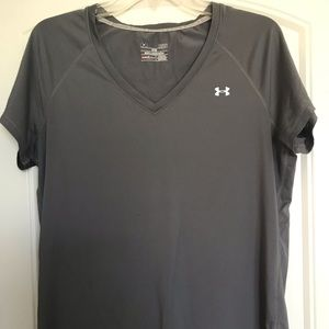 Under Armour Heat Gear fitted tee